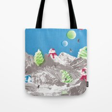 Onboard part 1 Tote Bag