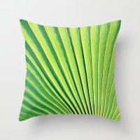 perfume Throw Pillows featuring Perfume by Nuam