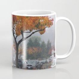 Santa Cruz fall Coffee Mug