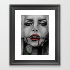 + Look What You've Done + Framed Art Print