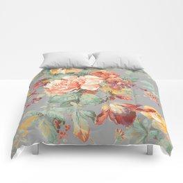 fall garden Comforters