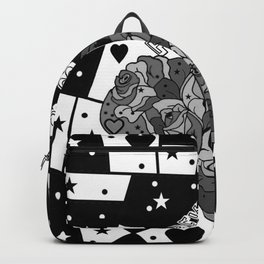 Forever39 Popart by Nico Bielow Backpack