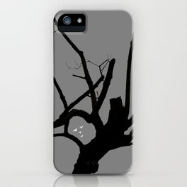 If Roy Moore Was A Tree, What Kind Of Tree Would He Be? iPhone Case