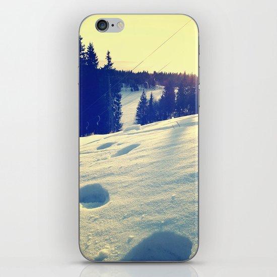 Frognerseteren iPhone & iPod Skin