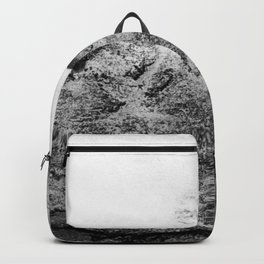 The Eve / Charcoal + Water Backpack