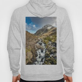 Tryfan and Ogwen Falls Hoody