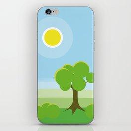 4 Seasons - Spring iPhone Skin