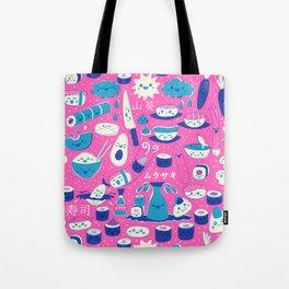Sushi fun park Tote Bag