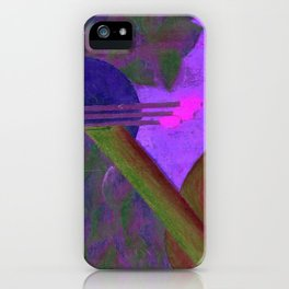 Into the Green 4 iPhone Case