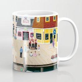Quartet at the Quay Coffee Mug