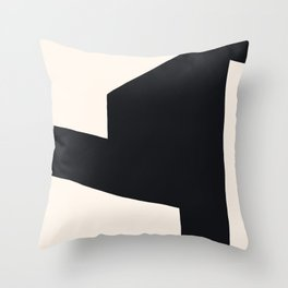 Architecture no. 2 Throw Pillow