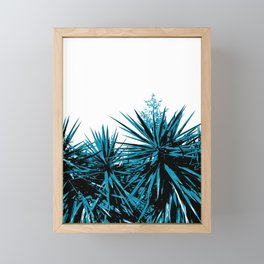 Yucca Trees Framed Mini Art Print