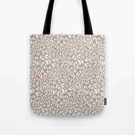 Hearts clear Tote Bag