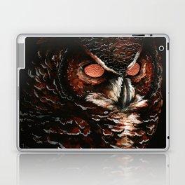 Owl, Barred Owl, Bird Laptop & iPad Skin