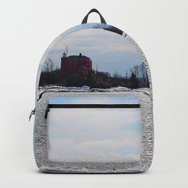 House Across the Water Backpack