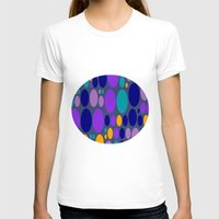 dots T-shirts featuring Dots by Aloke Design