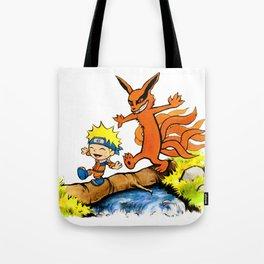 Homicidal Psycho Ninja Fox Tote Bag