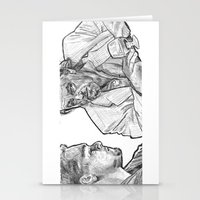 rat Stationery Cards featuring rat by BzPortraits