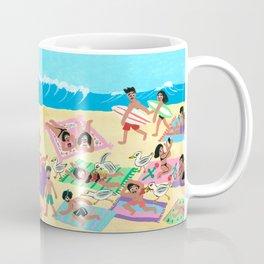 beachin Coffee Mug