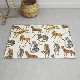 Tiger Collection – Neutral Palette Rug