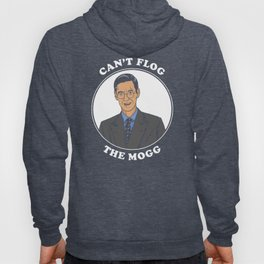 Can't Flog The Mogg Hoody