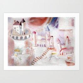 altro altrove Art Print