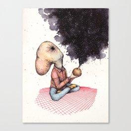 Bigg Bhang Canvas Print
