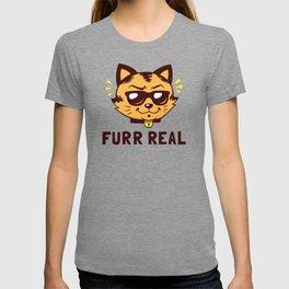 Furr Real T-shirt