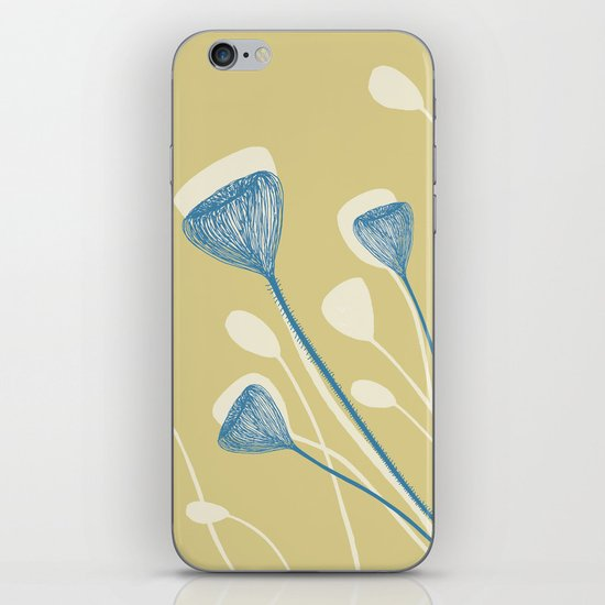 Organic shape2 iPhone & iPod Skin
