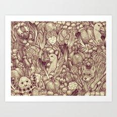 Fantastic Art Print