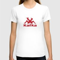 kafka T-shirts featuring Kafka by le.duc