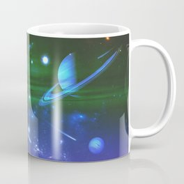 Cosmic Network Coffee Mug