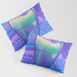 Space Cream Soda Pillow Sham