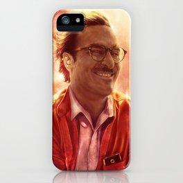 "joaquin phoenix from ""Her""  iPhone Case"