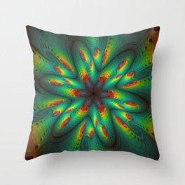 flock-247-12768 Throw Pillow