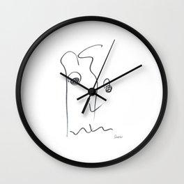 Demeter Moji d22 3-1 w Wall Clock