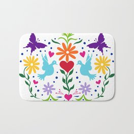 The Love Birds Bath Mat