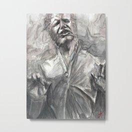 Han in Carbonite Metal Print