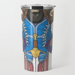 The Sword, The Branch Travel Mug