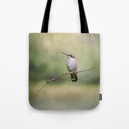 Tiny Visitor Tote Bag