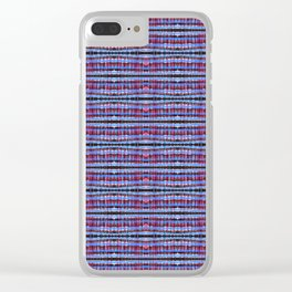 Fencing - Stroke Series 001 Clear iPhone Case