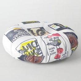 Ohayou Murakami-san Floor Pillow
