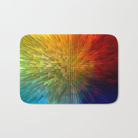 My Spectrum Bath Mat