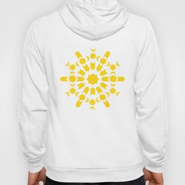 Golden Arabesque Hoody
