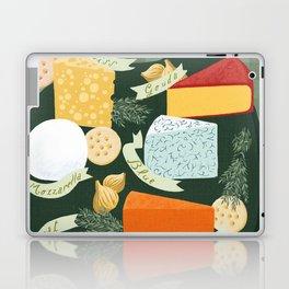 cheese board Laptop & iPad Skin