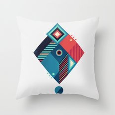 Arrow 05 Throw Pillow