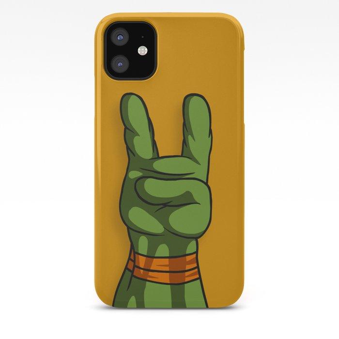 Teenage Mutant Ninja Turtles Live iphone case