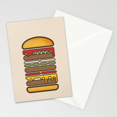 All On A Sesame Seed Bun Stationery Cards