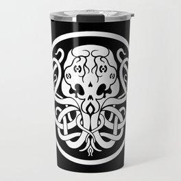 Cthulhu Symbol Travel Mug