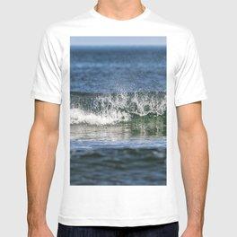 Beach Wave 0379 T-shirt